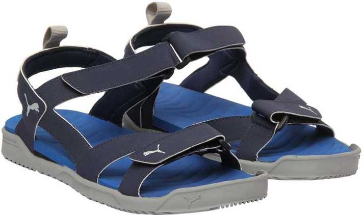 933561c56234 Puma Men Navy Sports Sandals - Buy Puma Men Navy Sports Sandals Online at  Best Price - Shop Online for Footwears in India
