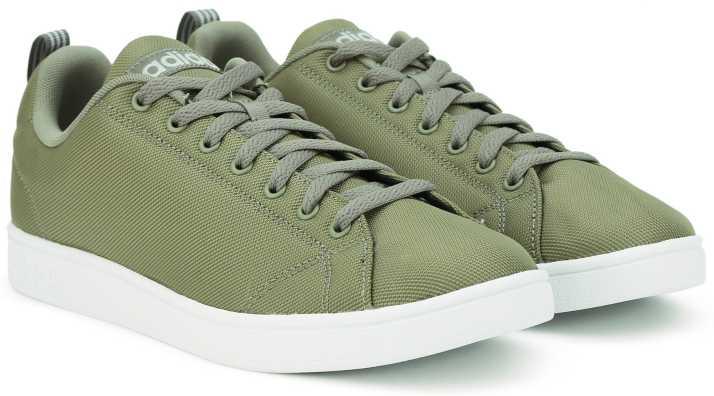 márketing Es mas que Morgue  ADIDAS NEO VS ADVANTAGE CL Sneakers For Men - Buy TRACAR/TRACAR/GRETWO  Color ADIDAS NEO VS ADVANTAGE CL Sneakers For Men Online at Best Price -  Shop Online for Footwears in India