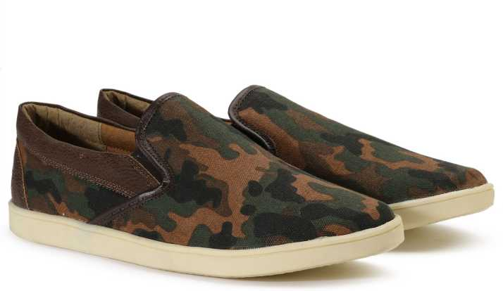 9fa22a1665627 North Star by Bata CAMO Loafers For Men - Buy Brown Color North Star ...