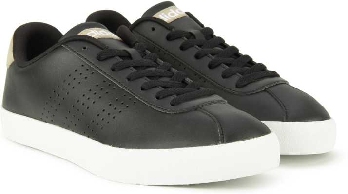 newest 98286 046b3 ADIDAS NEO COURT VULC Sneakers For Men (Black)