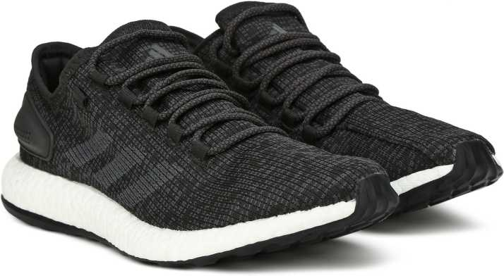 1180456dd0224 ADIDAS PUREBOOST Running Shoes For Men - Buy CBLACK DGSOGR CBLACK ...