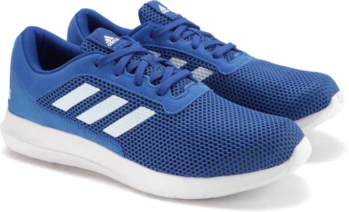 ADIDAS ELEMENT REFRESH 3 M Running Shoes For Men - Buy BLUE FTWWHT ... 8604c660a