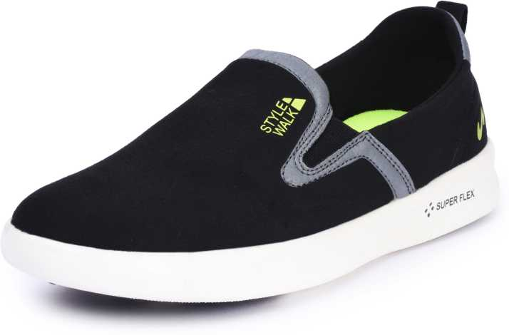 a2db22a831fd47 Campus STYLE WALK Sneakers For Men - Buy BLK-DGRY Color Campus STYLE ...