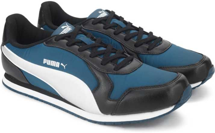 845f6e14ff34 Puma Cabana IDP Sneakers For Men - Buy Mykonos Blue-Puma Silver-Puma ...