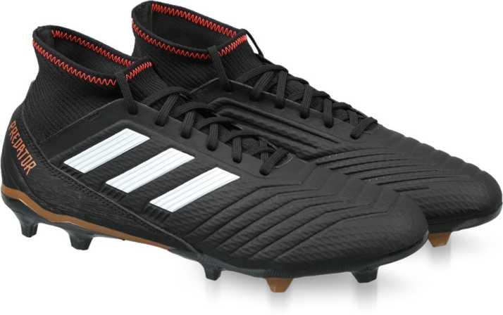 well known premium selection san francisco ADIDAS PREDATOR 18.3 FG Football Shoes For Men