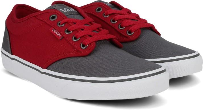 Vans Canvas Shoes For Men - Buy (2-TONE