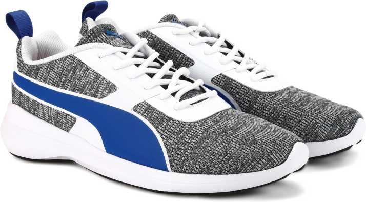 Puma Styx Evo Sneakers For Men - Buy Puma White-Lapis Blue Color ... 39b4ec0b1