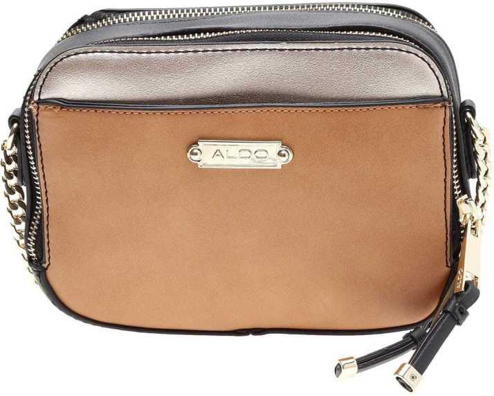 4e0060e71a4d Buy ALDO Sling Bag Black Miscellaneous Online @ Best Price in India |  Flipkart.com