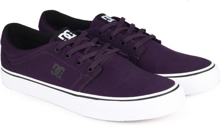 DC Sneakers For Men - Buy PURPLE HAZE