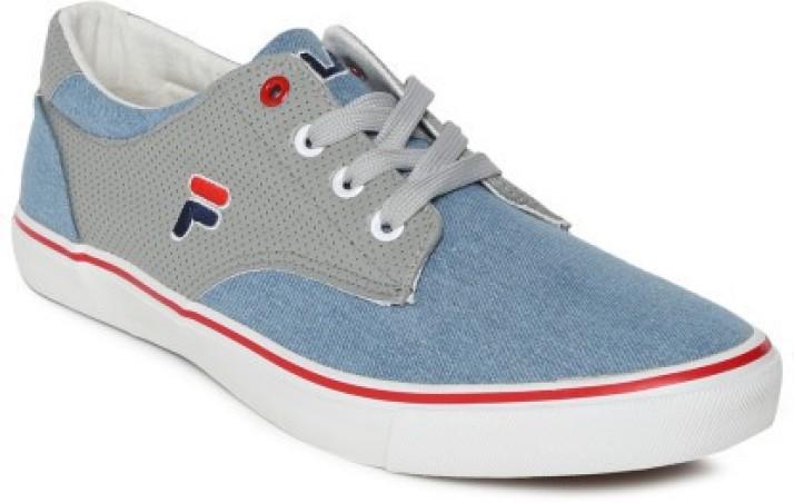 Fila BRITT Canvas Shoes For Men - Buy