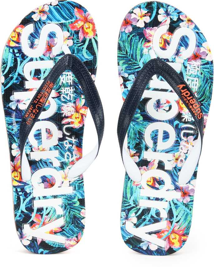 80c75e93790a Superdry SUPERDRY AOP FLIP FLOP Flip Flops - Buy Multi Color ...