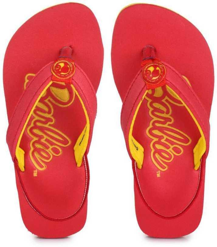 d18d2f5eae55ae Barbie Girls Slip On Slipper Flip Flop Price in India - Buy Barbie ...
