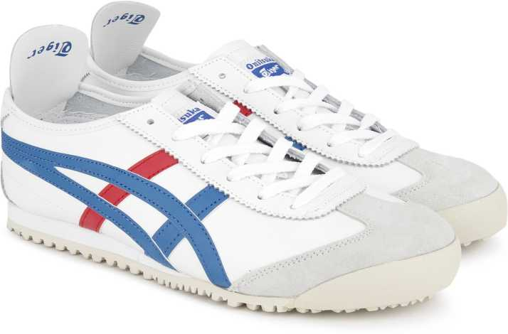 Grafico Refinar Rodeo  Asics OnitsukaTiger MEXICO 66 Running Shoes For Men - Buy white/navy/red  Color Asics OnitsukaTiger MEXICO 66 Running Shoes For Men Online at Best  Price - Shop Online for Footwears in India | Flipkart.com