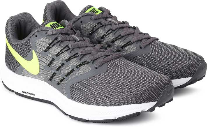 a5b9dc3adc83 Nike RUN SWIFT Running Shoes For Men - Buy COOL GREY VOLT-DARK GREY ...