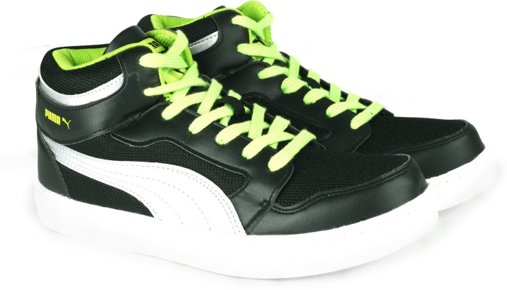 Puma Rebound Mid Lite DP Sneakers For