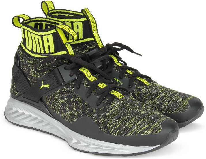 new concept dd9cb 554d6 Puma IGNITE evoKNIT NC Running Shoes For Men (Multicolor)