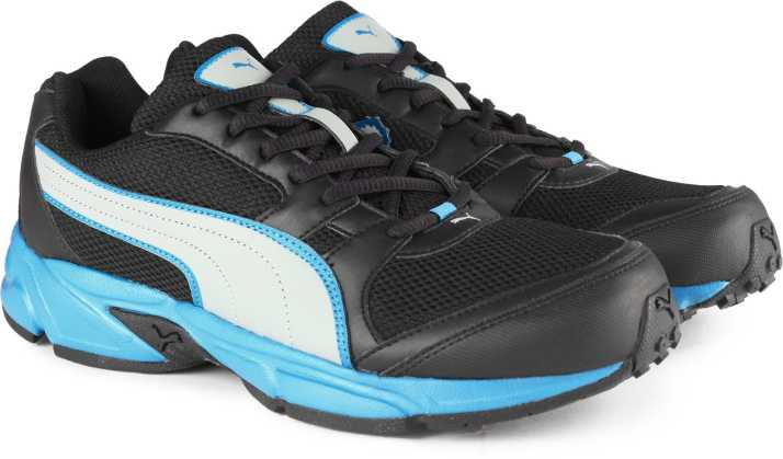 Puma Strike Fashion II DP Running Shoes For Men - Buy black ... 49baad4b1