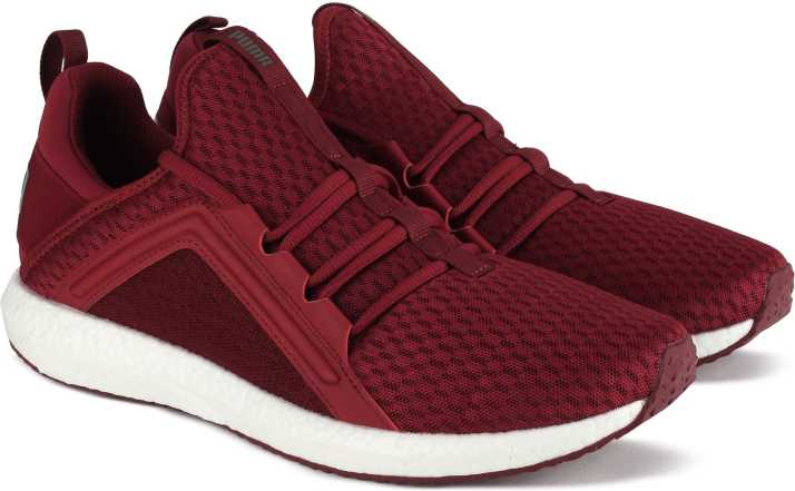 Puma Mega NRGY Running Shoes For Men - Buy Tibetan Red-QUIET SHADE ... eb184938f