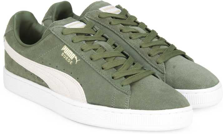 buy online f1086 c48d0 Puma Suede Classic + IDP Sneakers For Men