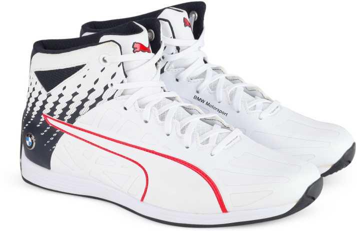 d41245b7c3aa Puma BMW MS evoSpeed Mid Sneakers For Men - Buy Puma White-Team Blue ...