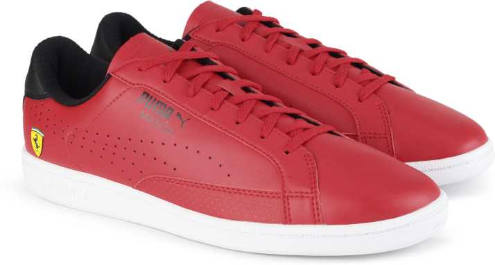 Puma Ferrari SF Match Sneakers For Men - Buy Rosso Corsa-Puma Black ... 1e3897392b25