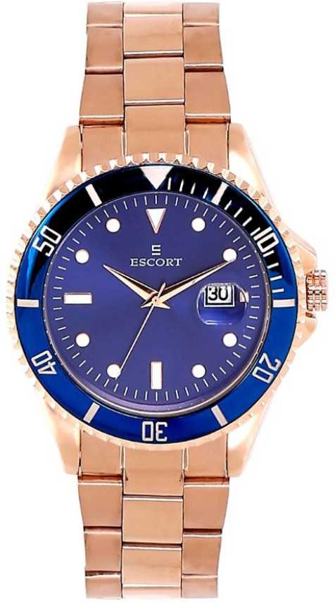 Escort E-2250-4054 RGM 5 Analog Watch - For Men - Buy Escort