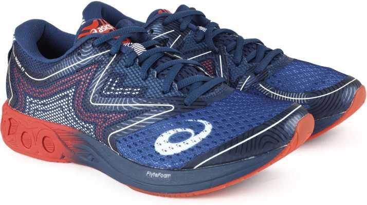 Enemistarse ladrón Anónimo  Asics NOOSA FF Running Shoes For Men - Buy Multicolor Color Asics NOOSA FF  Running Shoes For Men Online at Best Price - Shop Online for Footwears in  India | Flipkart.com