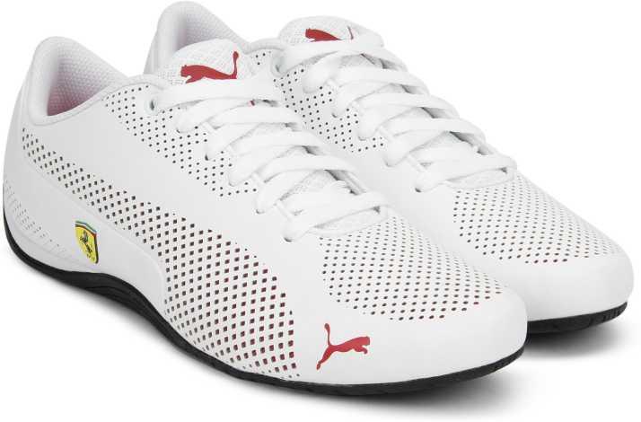608fd178acdd Puma SF Drift Cat 5 Ultra Motorsport Shoes For Men - Buy Puma White ...