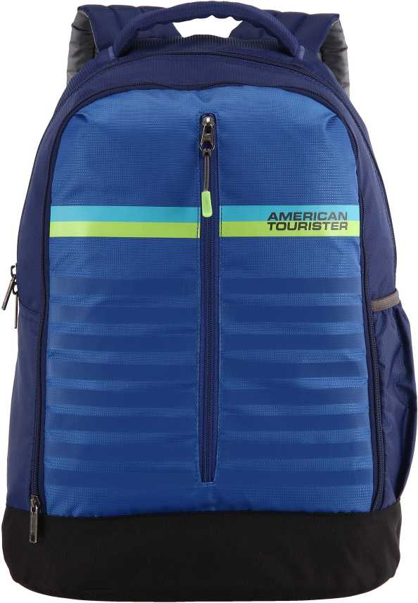4b2ec6fa469 American Tourister AMT Ping 21 L Backpack Blue - Price in India    Flipkart.com