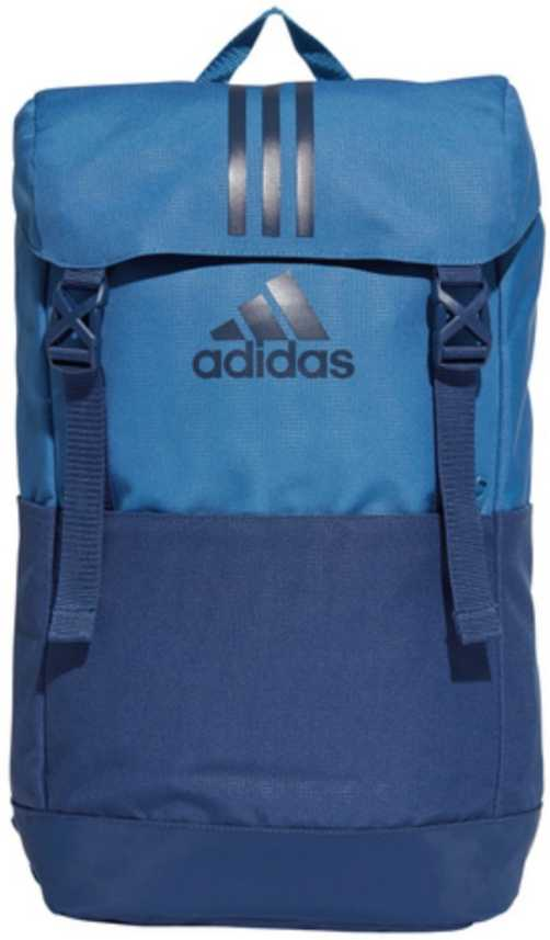 ADIDAS 3 STRIPES BP 24 L Laptop Backpack Blue - Price in India ... 8fba2070b53e0