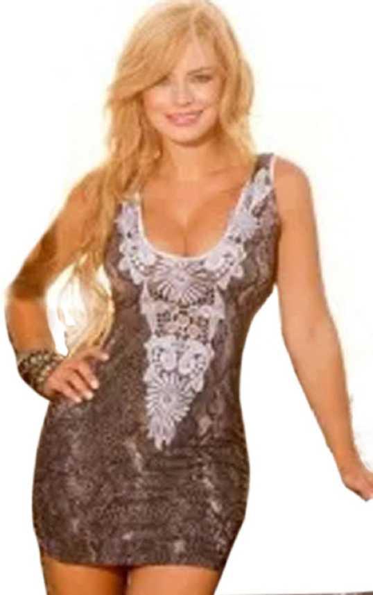 93ec64150b4 Kaamastra Women's Bodycon Grey Dress - Buy Kaamastra Women's Bodycon ...