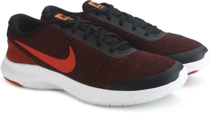 1af3c805ba Nike FLEX EXPERIENCE RN 7 Running Shoes For Men - Buy BLACK ...