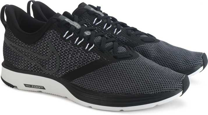 9d4538271048 Nike ZOOM STRIKE Running Shoes For Men - Buy BLACK DARK GREY ...