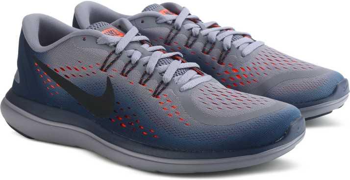 1907ec9bff869 Nike FLEX 2017 RN Running Shoes For Men - Buy DARK SKY BLUE DARK ...