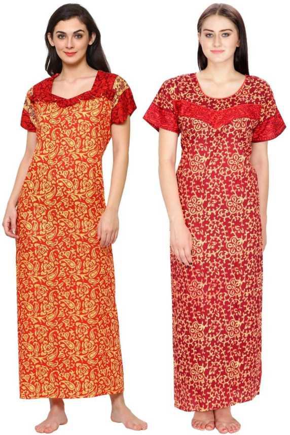 Klamotten Women Nighty - Buy Klamotten Women Nighty Online at Best Prices  in India  f11bbebd7