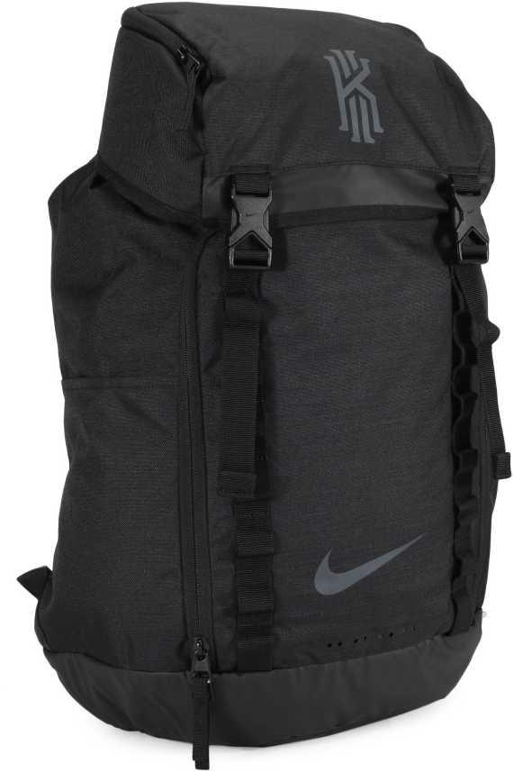 El propietario alto sistema  Nike KYRIE NK 25 L Backpack Anthracite, Black - Price in India |  Flipkart.com