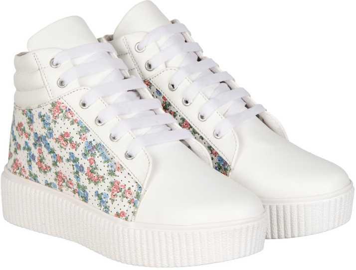 best website 8bbfc d77d8 NMD Comfortable Woman Long White Multicolor Shoe Boots For Women (Multicolor )