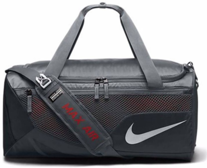 Vapor Max Air Travel Duffel Bag Grey