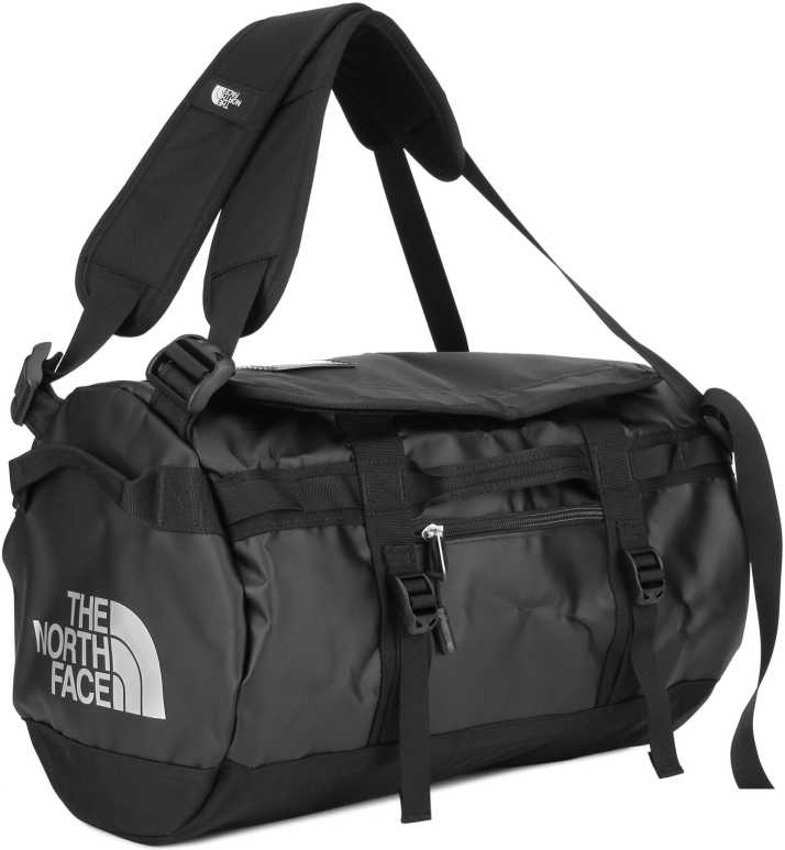 8752f4d2e8f The North Face BASE CAMP DUFFEL - S Travel Duffel Bag TNF BLACK ...