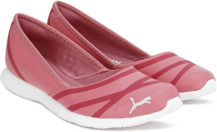 17814c9235ccad Puma Puma Vega Ballet SL IDP Casuals For Women - Buy Rapture Rose ...