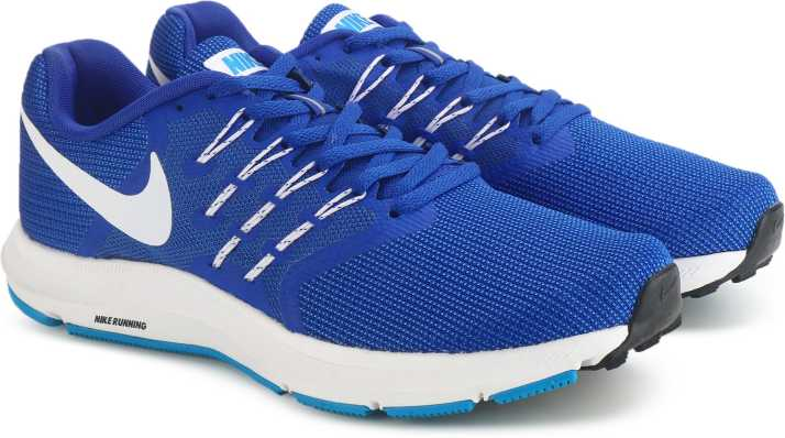 18c5045d3ae4f Nike RUN SWIFT Running Shoes For Men - Buy BATTLE BLUE WHITE-BLUE ...