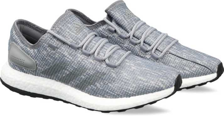 b74cac237556c ADIDAS PUREBOOST Running Shoes For Men - Buy GRETHR GRETWO GRETWO ...