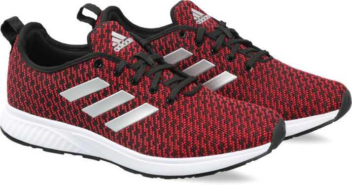 jugador Kakadu Corteza  ADIDAS Kivaro 1 M Running Shoes For Men - Buy CBLACK/SCARLE/SILVMT Color ADIDAS  Kivaro 1 M Running Shoes For Men Online at Best Price - Shop Online for  Footwears in India | Flipkart.com