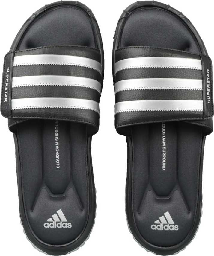ADIDAS SUPERSTAR 3G SLIDE Slippers - Buy CBLACK SILVMT SOLGRE Color ADIDAS  SUPERSTAR 3G SLIDE Slippers Online at Best Price - Shop Online for  Footwears in ... a6a4b412a