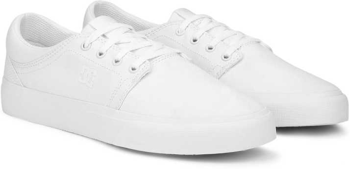 1cc41bc05d2783 DC TRASE TX Sneakers For Men - Buy WHITE WHITE WHITE Color DC TRASE ...