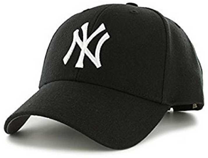 46399b7084d Friendskart Solid Ny Baseball Cap For Boys
