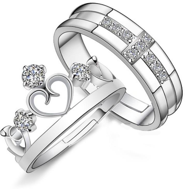 DV Jewels Heart Ring