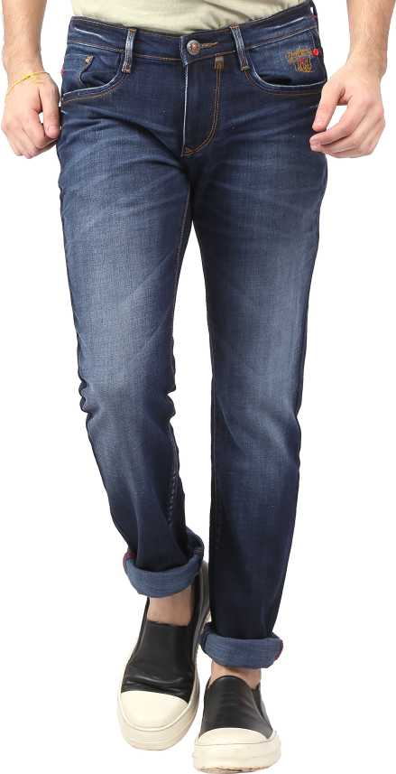b25b3849 Nostrum Jeans Slim Men Blue Jeans - Buy Nostrum Jeans Slim Men Blue Jeans  Online at Best Prices in India | Flipkart.com