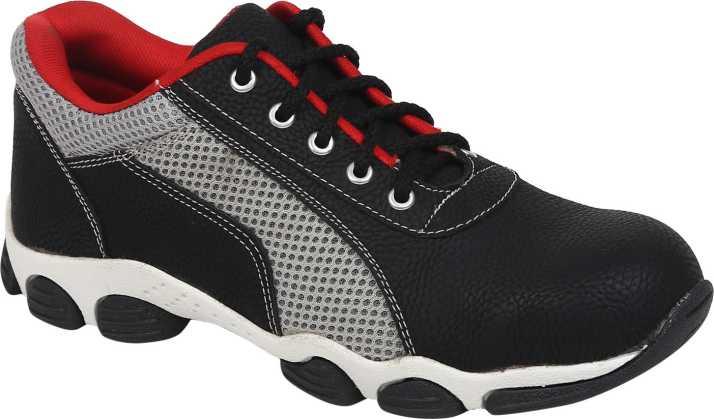 54721eb5ed38 Kavacha Steel Toe Safety Shoe