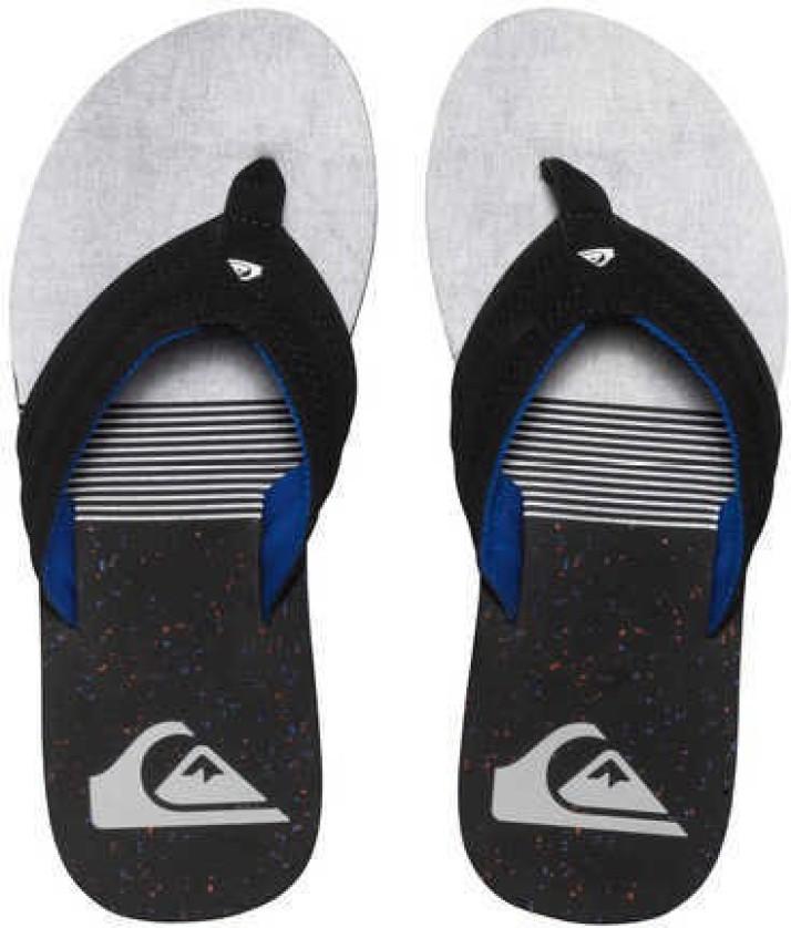 Quiksilver BASIS Slippers - Buy BLACK